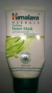 Himalaya Herbals Purifying Neem Pack