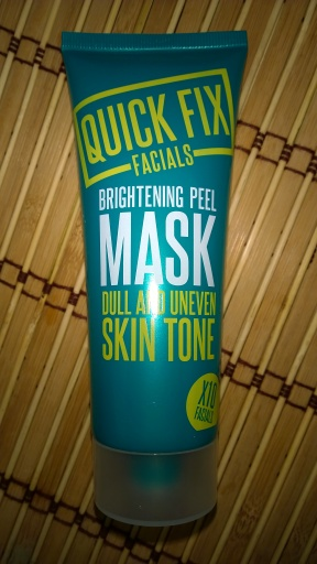 Quick Fix Brightening Peel Mask
