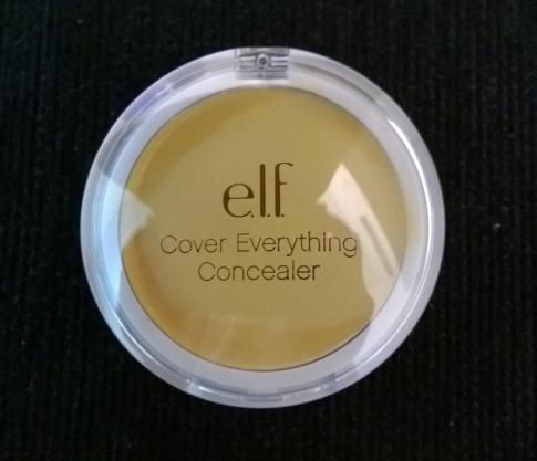e.l.f Cover Everything Concealer Corrective Yellow