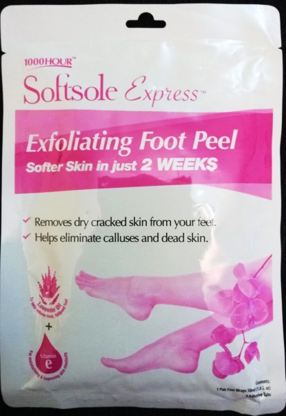 1000HOUR SOFTSOLE EXPRESS