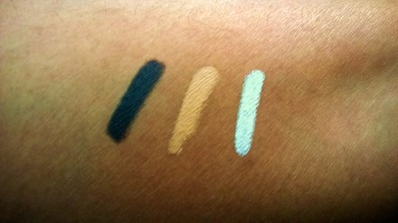 L.A. Girl Eyeshadow Primer Swatches